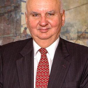 Guillermo Chapman Fábrega, economista y exmiembro de la Junta Directiva del Canal