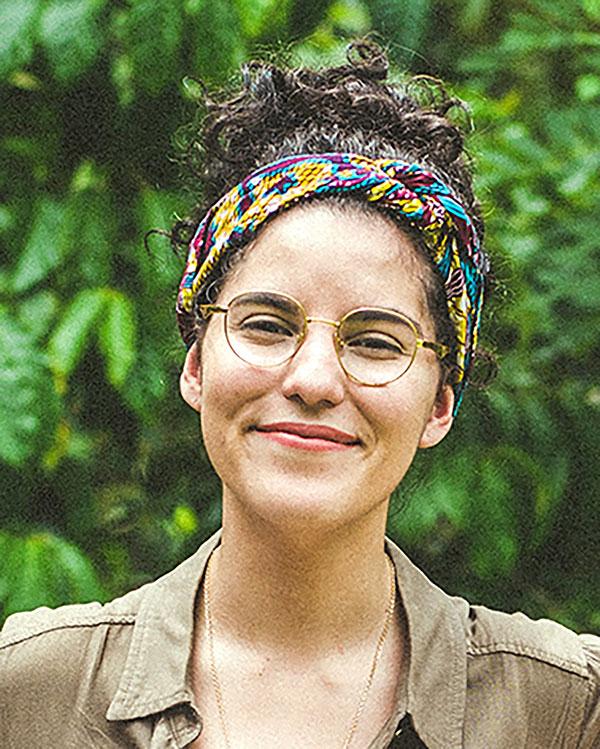 Lorena Arosemena, Especialista en café
