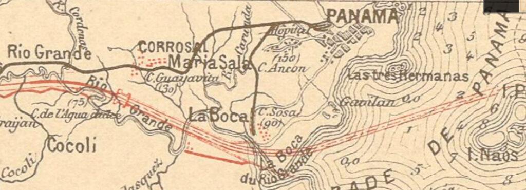 Plano - Cerro Sosa - el Faro