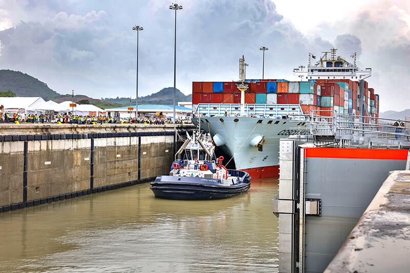 Inversiones aumentarán valor del Canal de Panamá - El Faro
