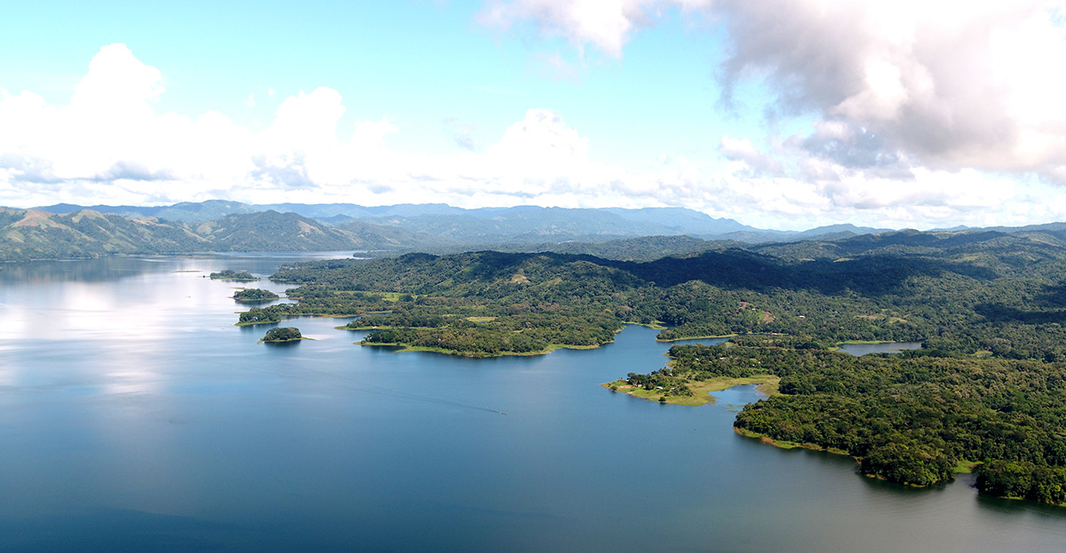 Llueve si, pero no en la cuenca - El Faro - Canal de Panamá