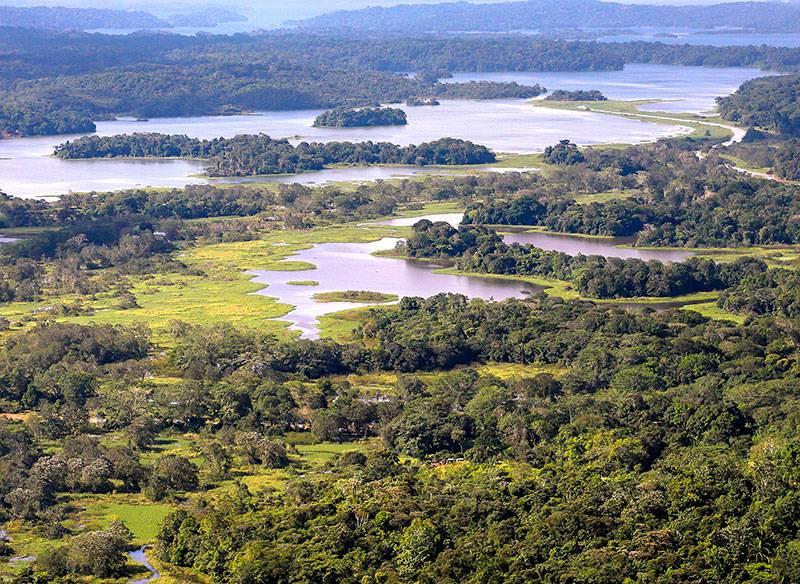 La misión es proteger y valorar nuestra agua - El Faro - Canal de Panamá