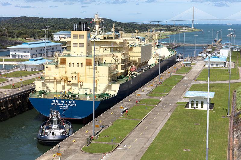 Un legado de resiliencia en medio de la pandemia - El Faro - Canal de Panamá