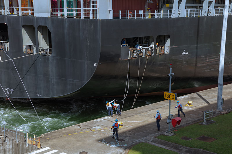 Una alianza para vacunar al mundo - El Faro - Canal de Panamá