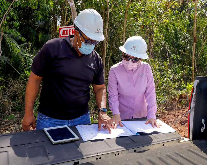 Mantenimiento y vigilancia constante en el Corte Culebra