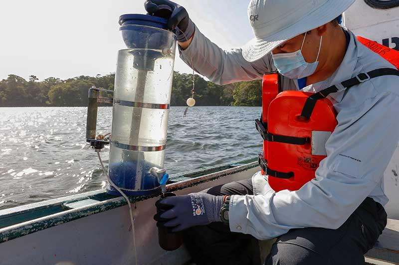 Filosofía del agua - El Faro - Canal de Panamá