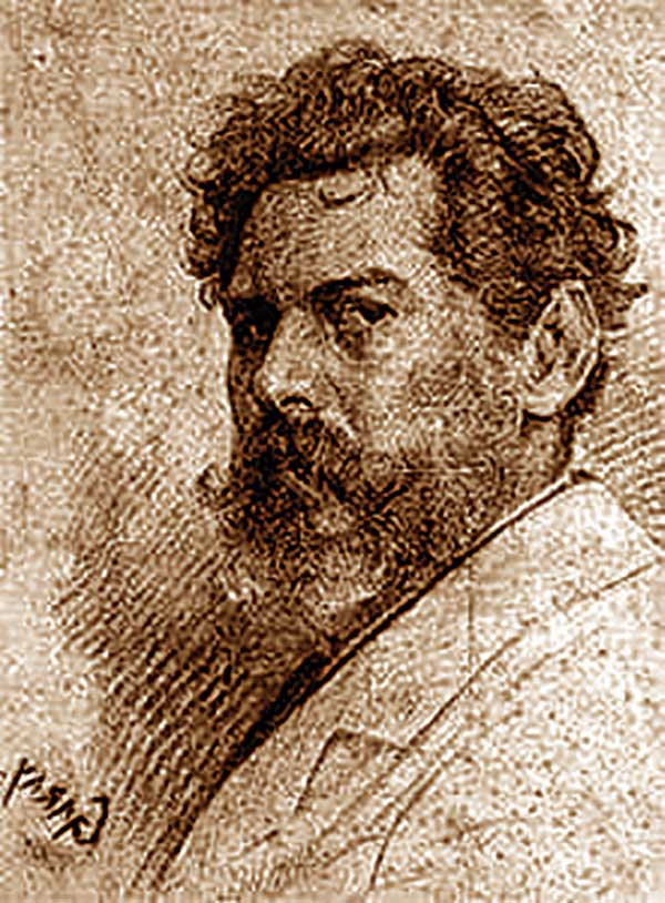 Retrato de Epifanio Garay
