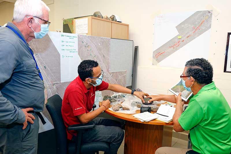 Geología, clave del presente - El Faro - Canal de Panamá