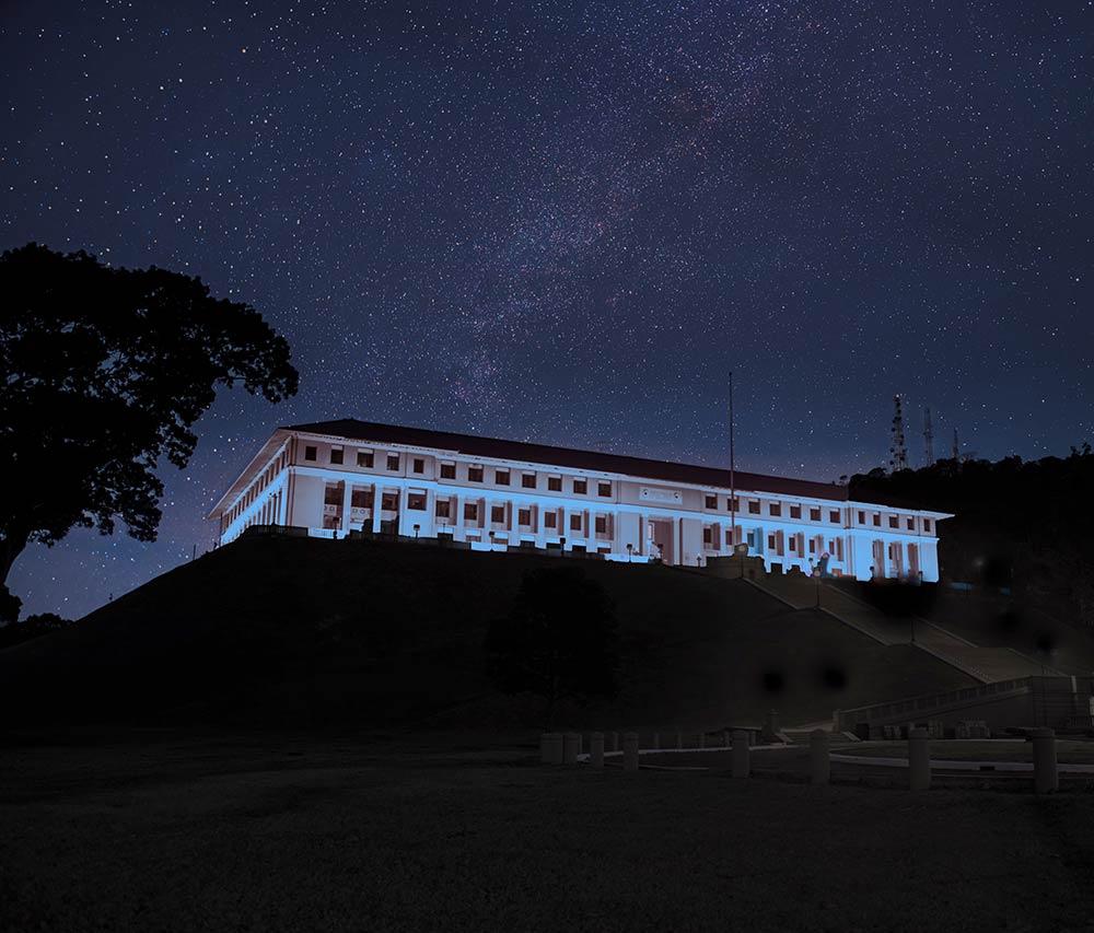 La hora del planeta - Canal de Panamá
