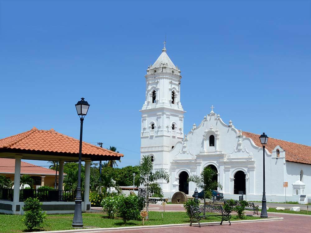 Iglesia de Natá de los Caballeros