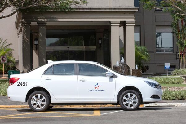 Nueva flota de vehículos eléctricos