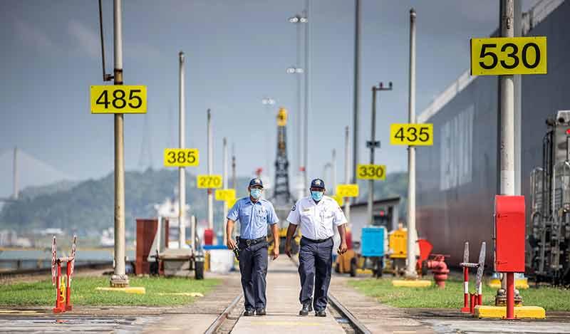 Cinco años de operaciones del Canal ampliado