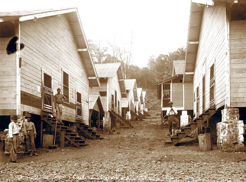 Aporte de las etnias al Canal de Panamá