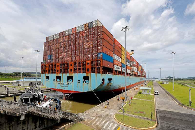 107 años de historia y un futuro de retos - El Faro - Canal de Panamá