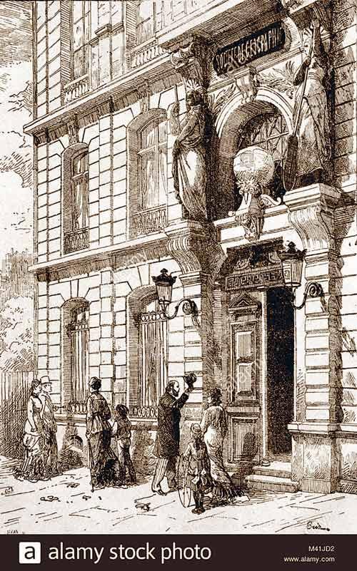 Dibujo: Sociedad Geográfica de París (SGP)