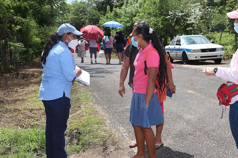 Pobladores se preparan ante fenómenos naturales - El Faro - Canal de Panamá